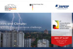 "Invitation to the 9th German-Brazilian Dialogue regarding the topic ""Cities and Climat"""