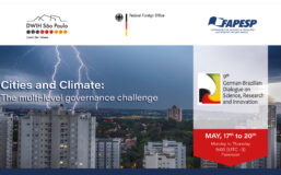 """Invitation to the 9th German-Brazilian Dialogue regarding the topic """"Cities and Climat"""""""
