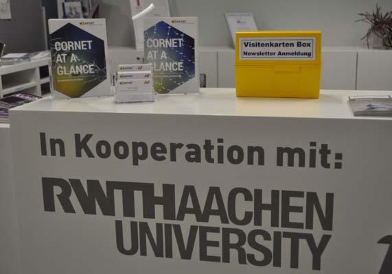 Partnering Event In Aachen Building Bridges Cornet