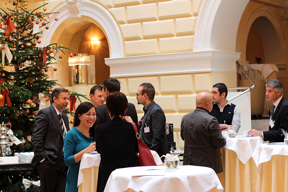 Successful Partnering Event in Vienna