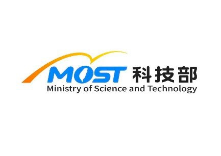Logo of the Ministry of Science and Technology from Taiwan