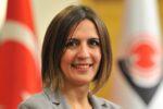 Portrait of Zeynep Arziman, representative of TÜBITAK